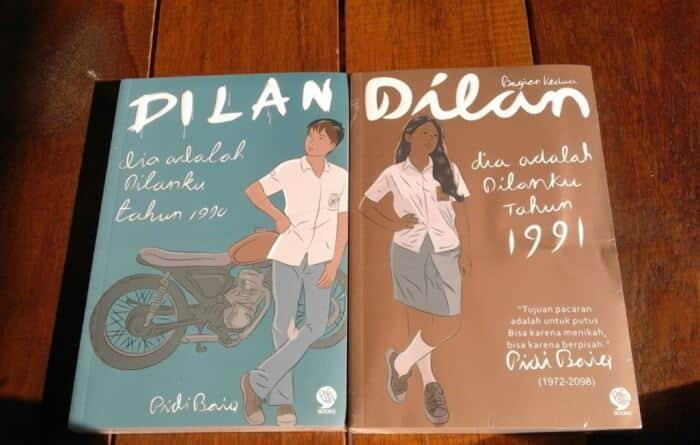 Contoh Resensi Novel Dilan