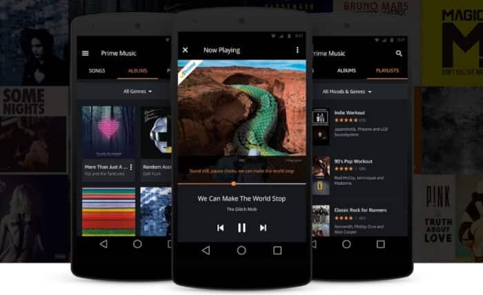 Aplikasi Musik Amazon Music