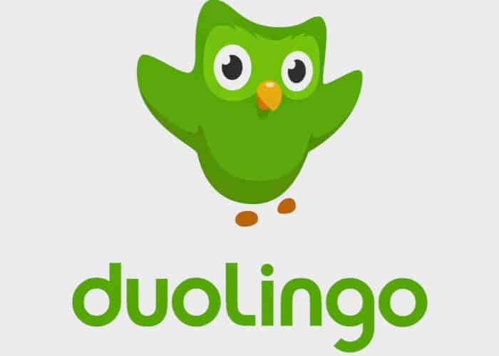 Aplikasi Bahasa Inggris Duolingo