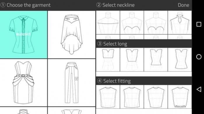 22 Aplikasi Desain Baju Terbaik Untuk Android Dan Pc Rekomended