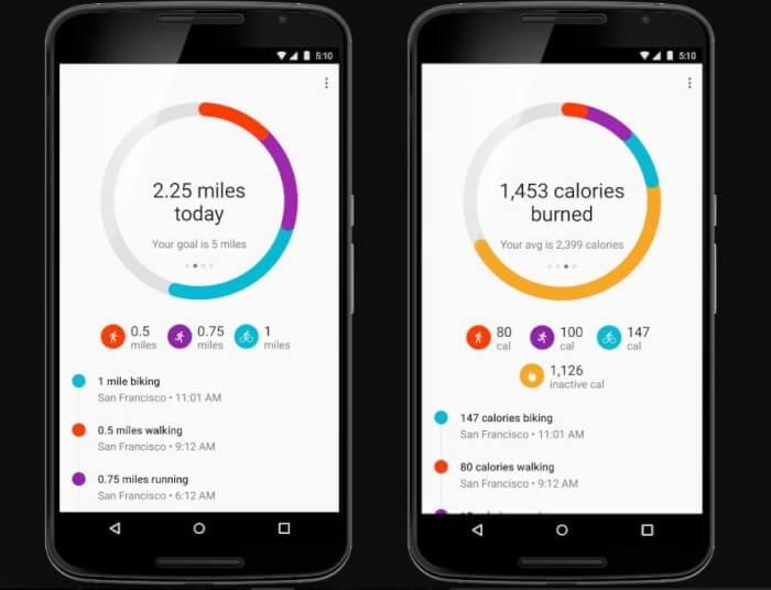 Aplikasi Keluarga Sehat Google Fit