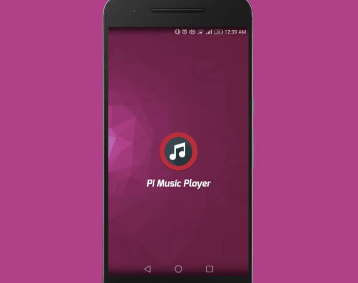 Aplikasi Musik Pi Musik Player