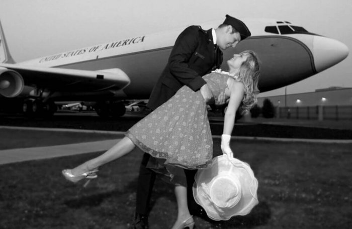 Cerita Cinta Pilot