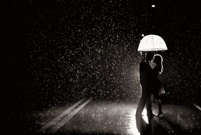 Hujan Di Batu Raden