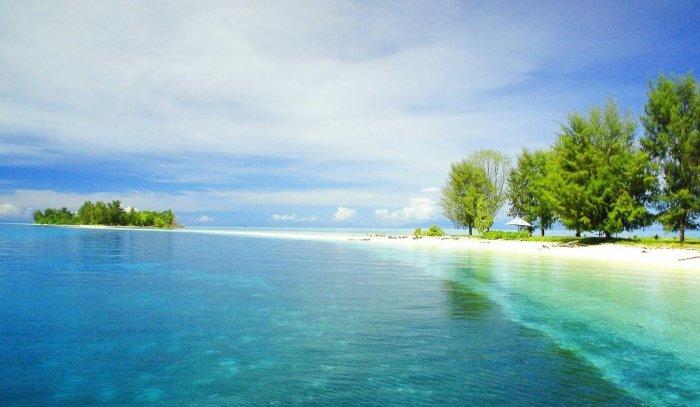 Gambar Pemandangan - Pulau Derawan kalimantan Timur