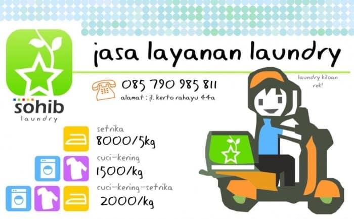 Contoh Iklan Jasa