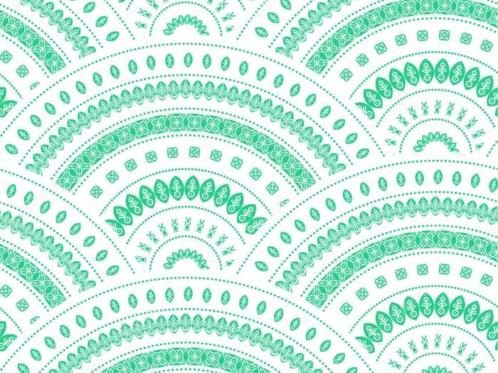 30 Motif Geometris Yang Sederhana Mudah Dan Elegan Lengkap
