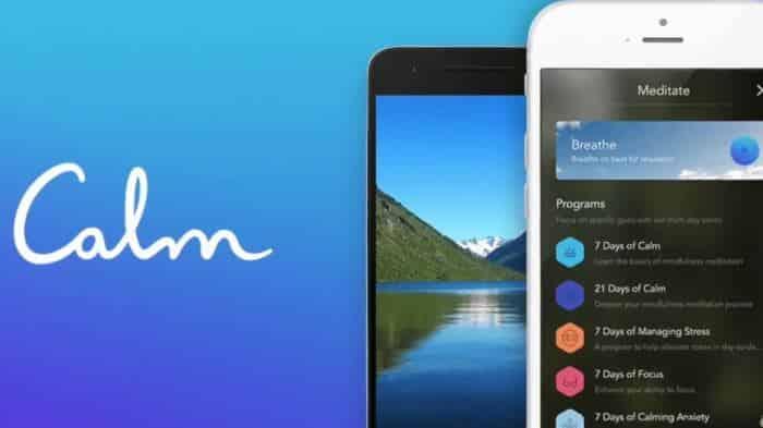 Aplikasi Keluarga Sehat Calm