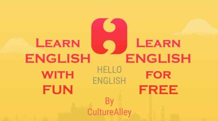 Hello English Thegorbalsla