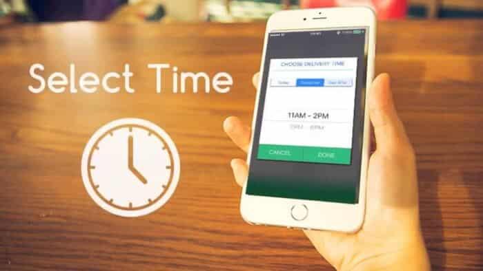 Aplikasi Keluarga Sehat Water Time