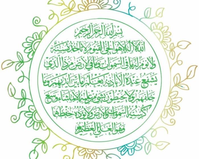 Bacaan Doa Ayat Kursi Bahasa Arab Latin Arti Keutamaan