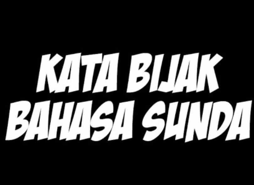 Kata Kata Bijak Bahasa Sunda Thegorbalsla