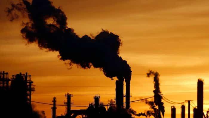 Penggunaan bahan bakar fosil