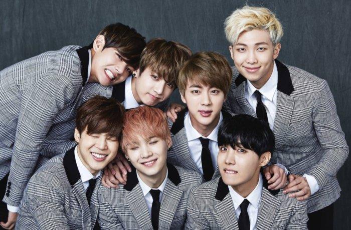 Boyband Korea - BTS