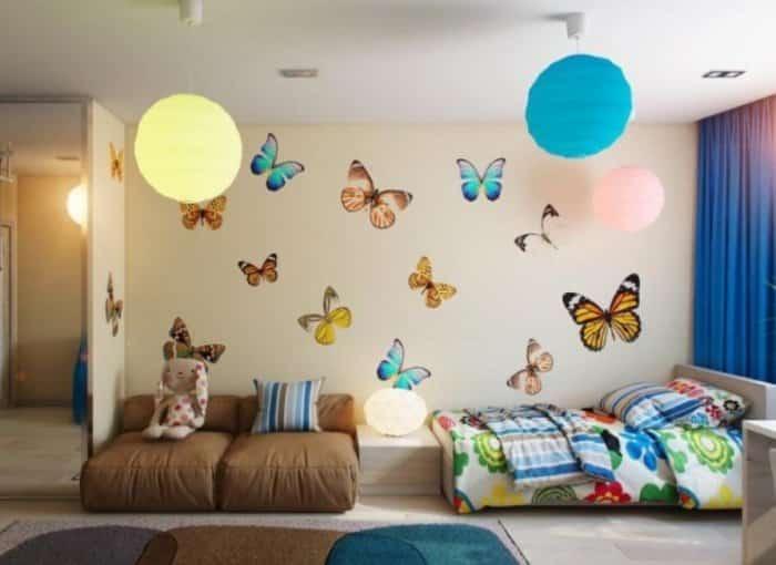 17 Hiasan Dinding Kamar Yang Unik Simple Dan Elegan Lengkap