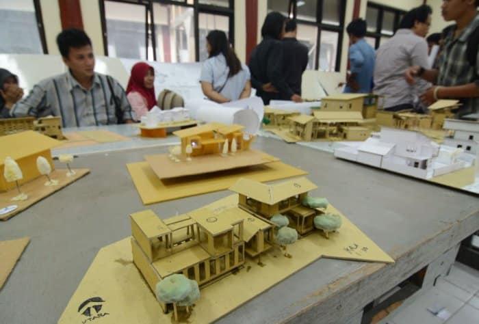 Jurusan Teknik Arsitektur