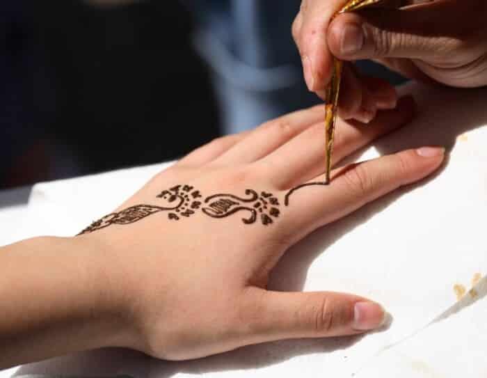 4800 Koleksi Ide Desain Henna Simple HD Yang Bisa Anda Tiru