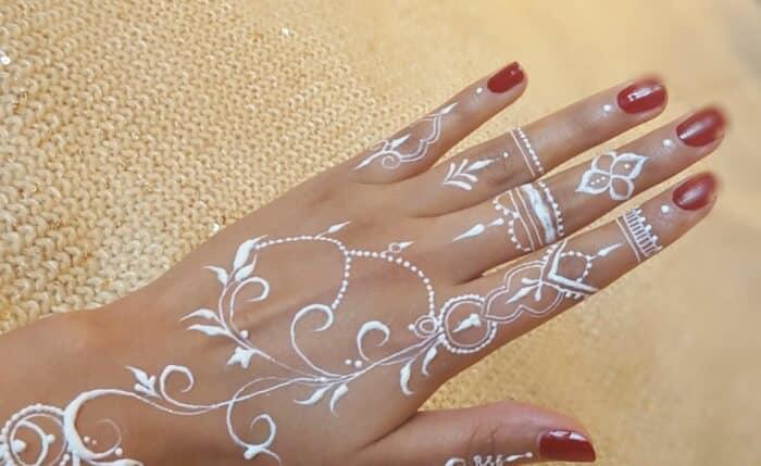 91 Gambar Variasi Henna HD