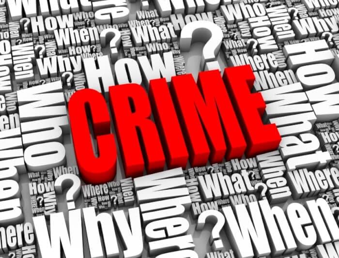Ruang Lingkup Kriminologi