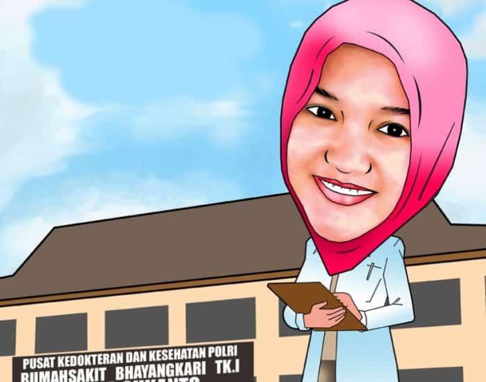 Gambar Karikatur Dokter