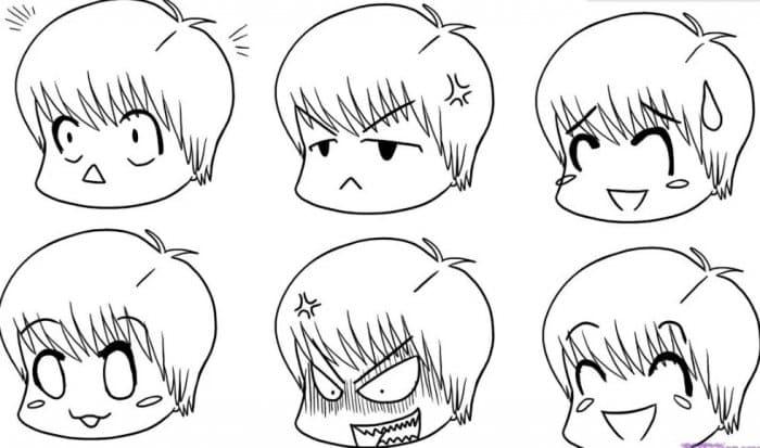 101+ Gambar Animasi Yang Mudah Ditiru Paling Bagus