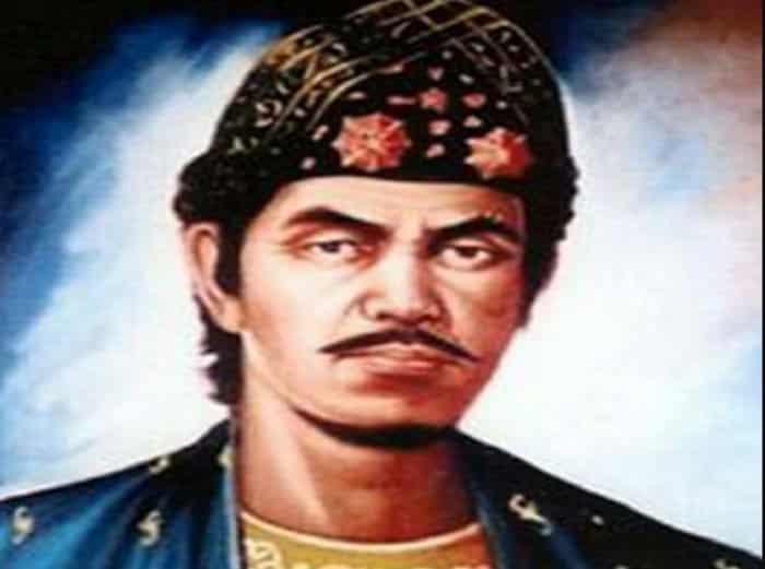 Sultan Mahmud Baharuddin - Pahlawan Nasional