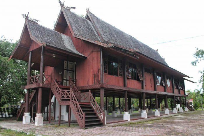 9200 Gambar Rumah Adat Bangka Belitung Gratis