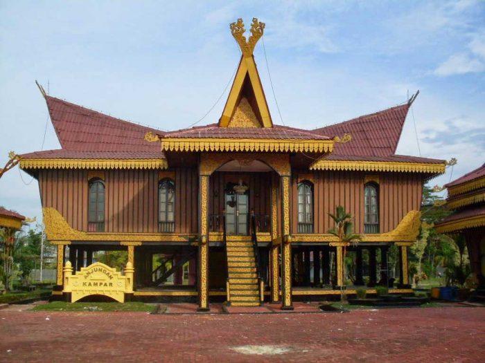 45 Gambar Rumah Adat Di Indonesia Beserta Asalnya Terbaik