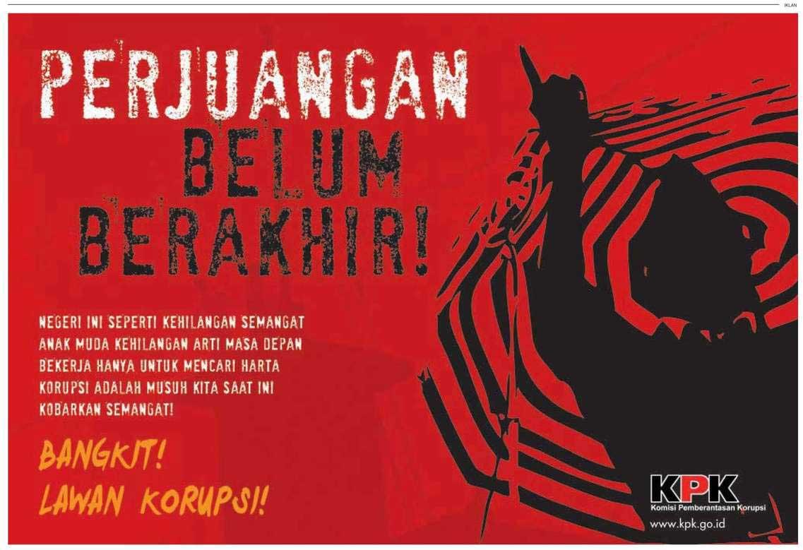 Contoh Poster Korupsi Thegorbalsla