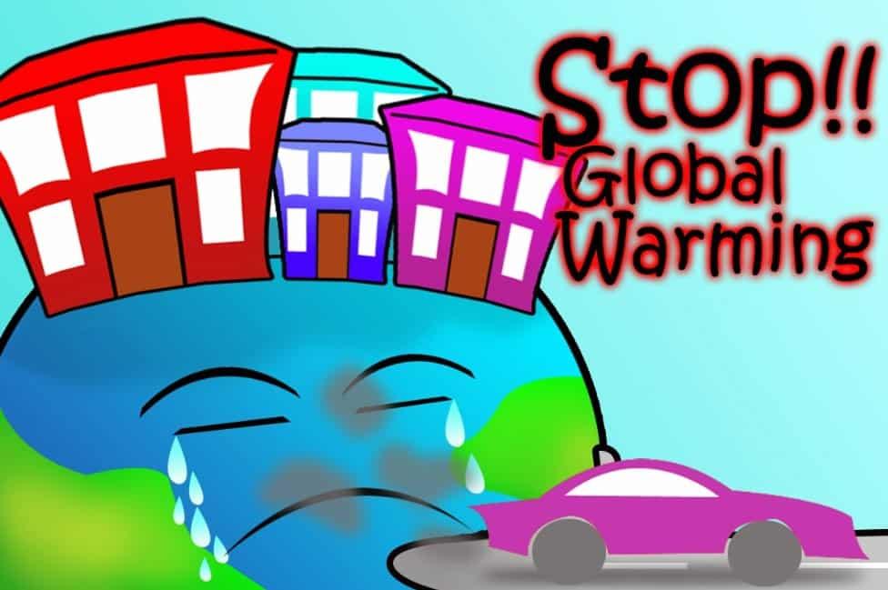 Iklan Global Warming Thegorbalsla