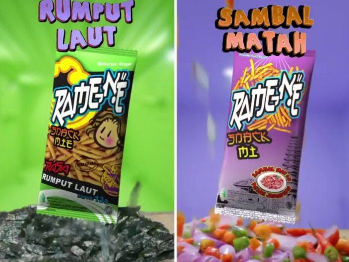 contoh iklan produk makanan ringan iklan produk