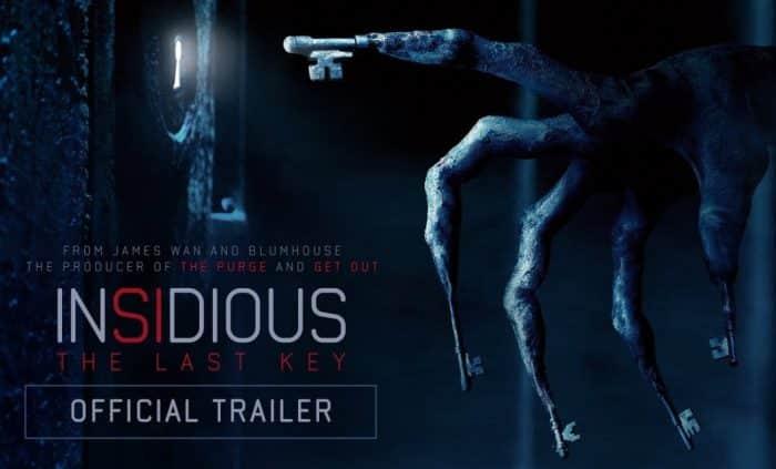 INSIDIOUS: THE LAST KEY (2017)
