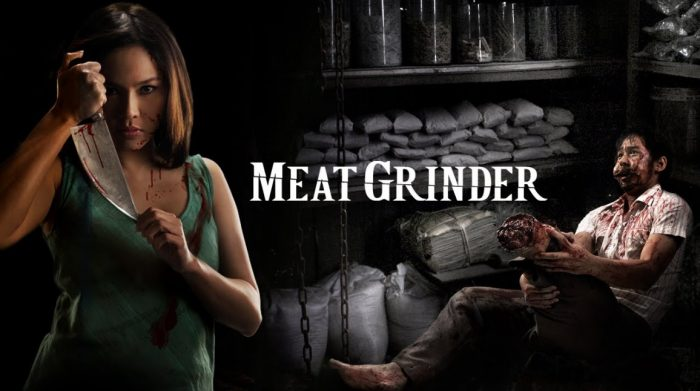MEAT GRINDER (2009)