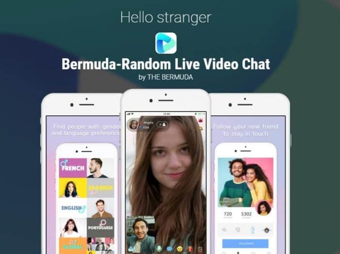 Chat android dewasa untuk aplikasi video Aplikasi Android