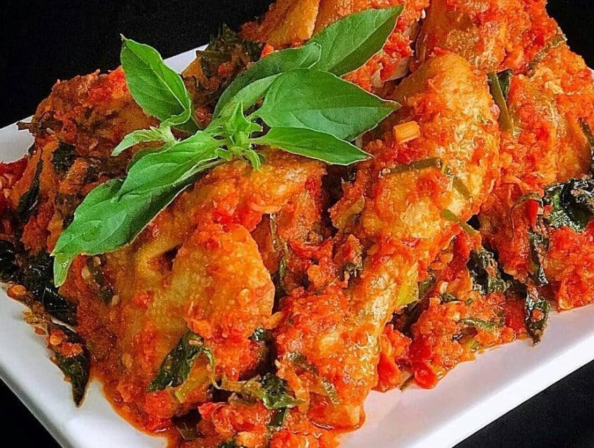 Resep Ayam Rica Rica Cabe Rawit Thegorbalsla