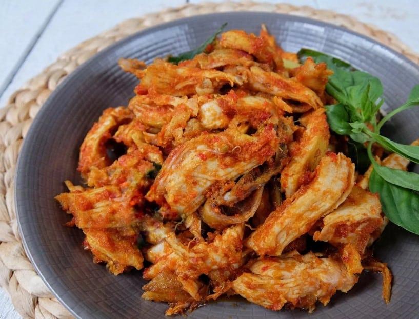 13 Resep Ayam Rica Rica Sederhana Mudah Praktis 100 Enak
