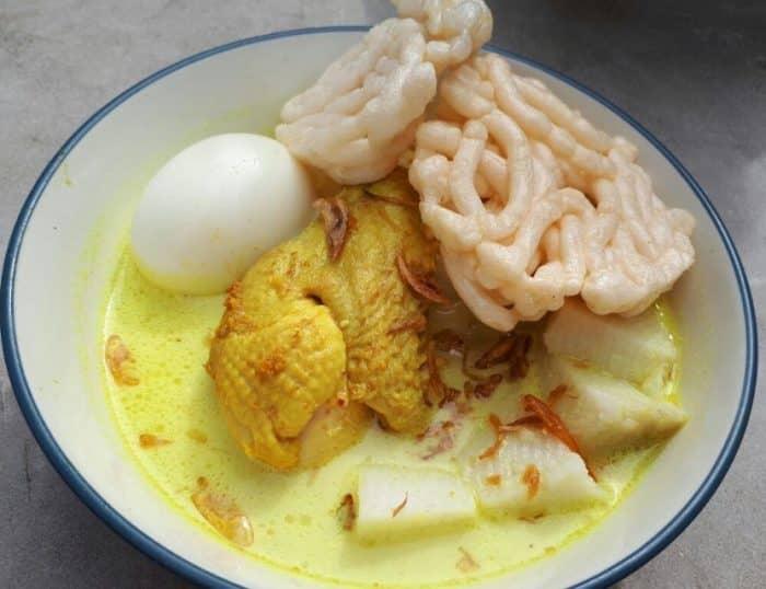 Resep Bubur Ayam