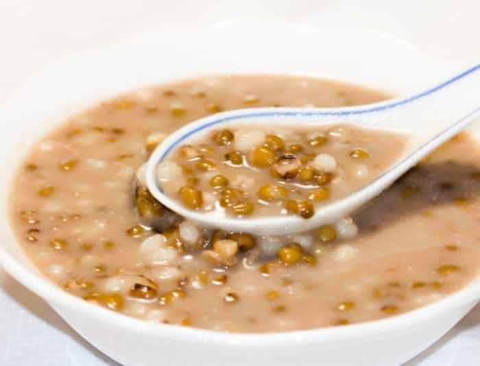Resep Bubur Kacang Hijau