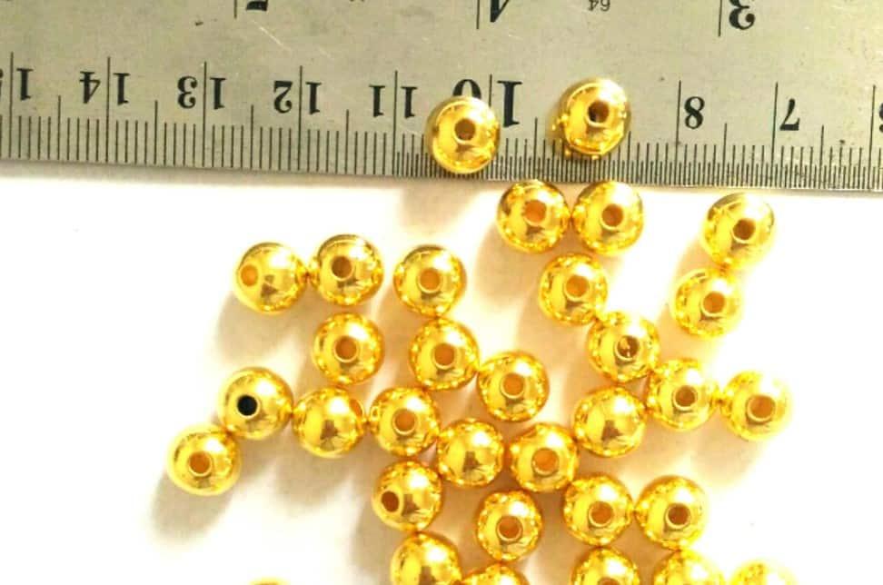 Apa Saja Campuran Untuk Menghasilkan Warna Emas ?