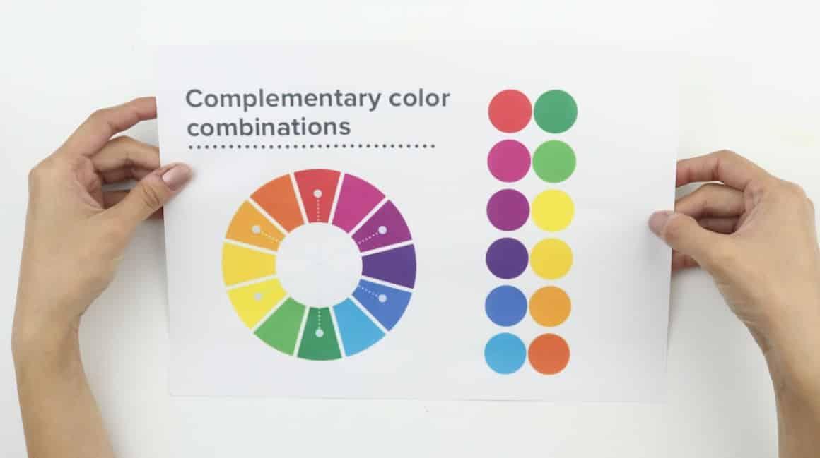 Cara Membuat Warna coklat dengan Campuran Warna Primer