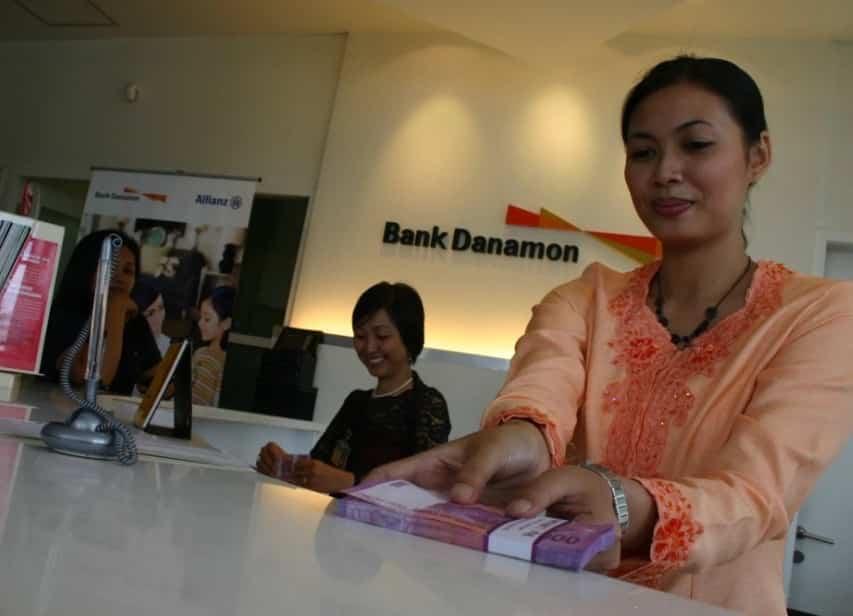Cara Menabung di Bank Danamon