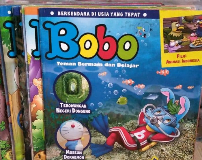 Cerpen Bobo