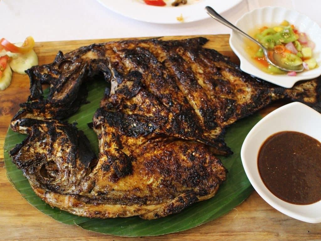 resep ikan bakar daun pisang thegorbalsla Resepi Ikan Pisang Bakar Enak dan Mudah