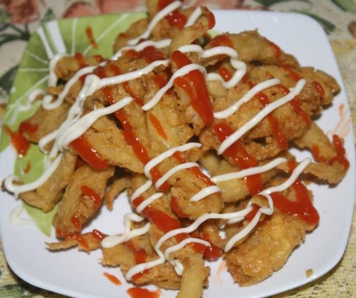 Resep Jamur Krispi