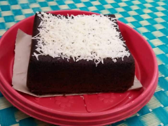Resep Kue Lapis Chocolatos Tepung Beras CaraBiasa.com