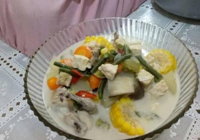 Resep Sayur Lodeh