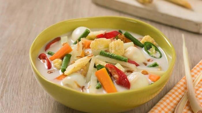 resep masakan sayur lodeh  santan resep manis masakan indonesia Resepi Telur Masak Kicap Azie Enak dan Mudah