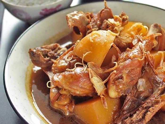 Resep Semur Ayam