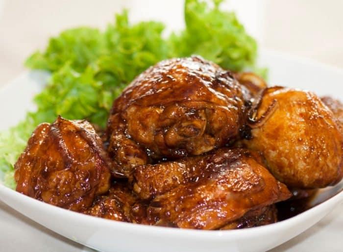 Resep Ayam Goreng Madu Ala Korea - Surat Rasmi G