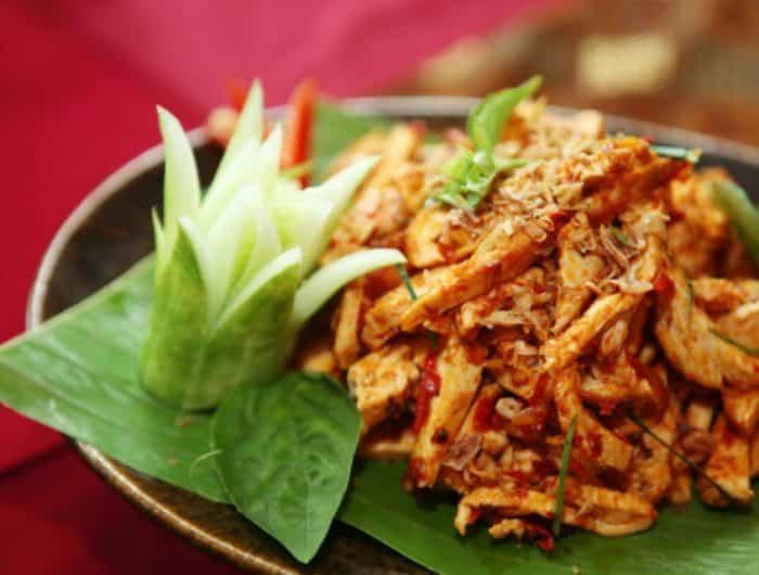 Resep Ayam Suwir
